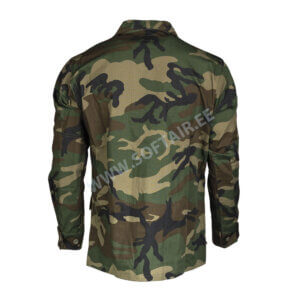 field jacket woodland